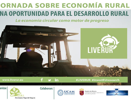 The LIVERUR project is the key to a sustainable rural development in the region of Murcia