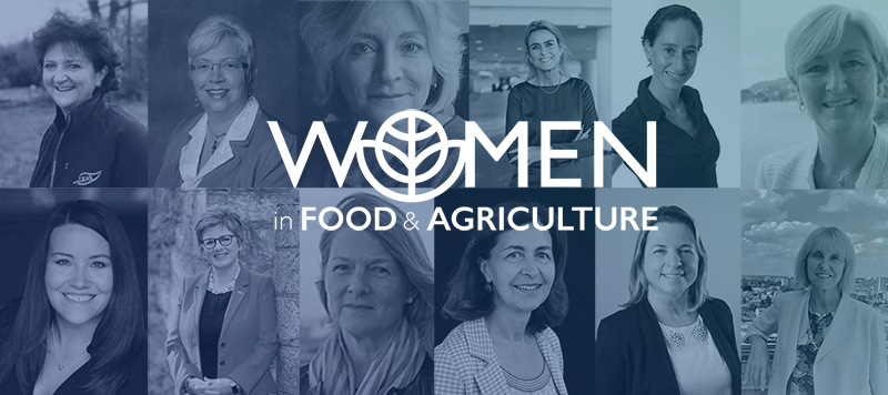 Woman & Food in Agriculture
