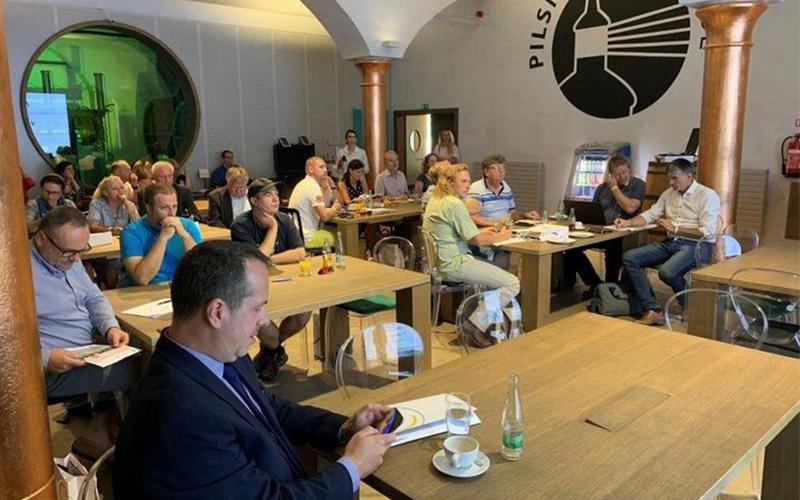 Meeting between Pilsen Region representatives and University of West Bohemia