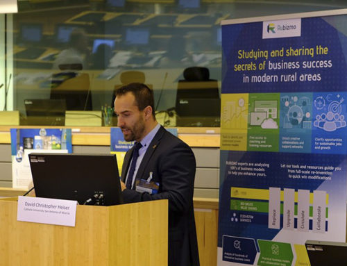 LIVERUR project was presented in the RUBIZMO conference
