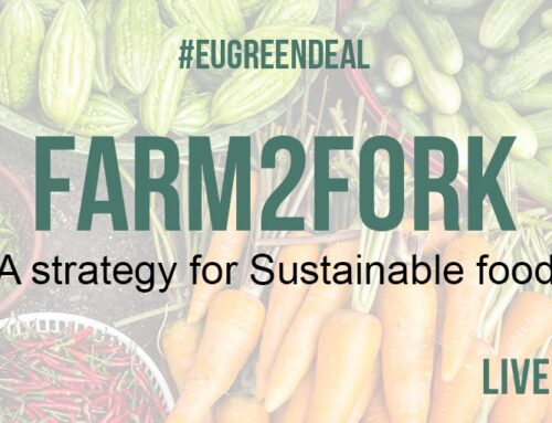 Farm To Fork, the new way of European agriculture