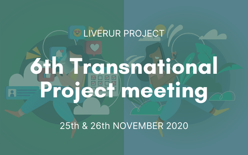 6th Transnational Project meeting