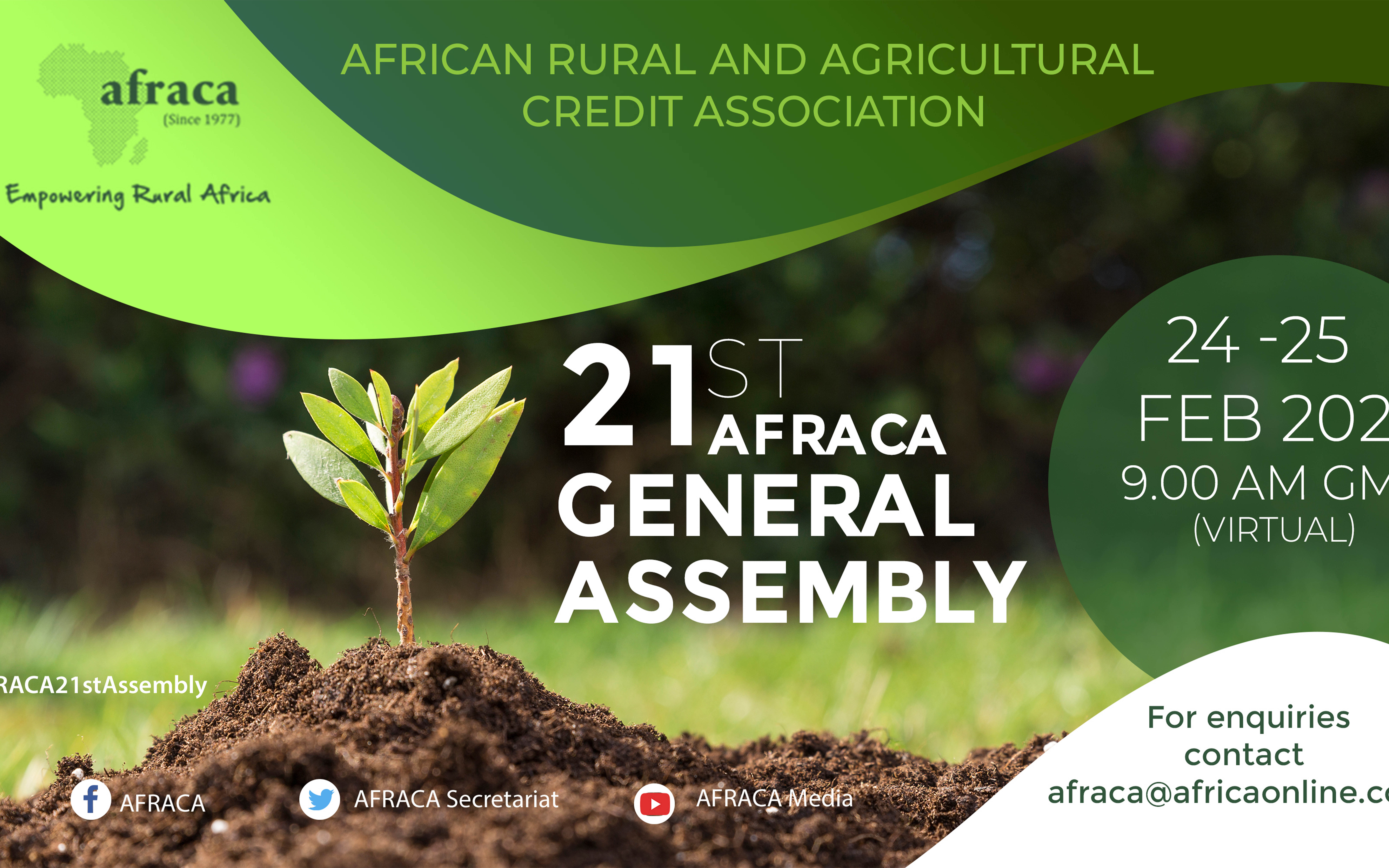 AFRACA 21st general assembly