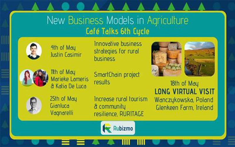 Rubizmo café talks