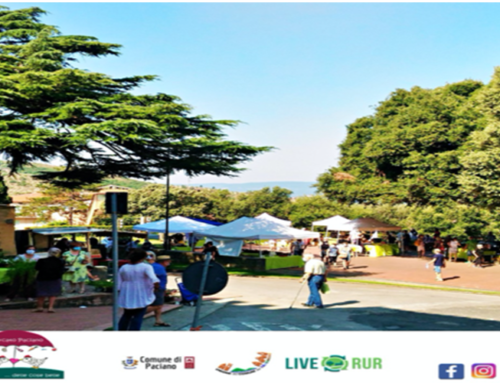 Paciano Weekly Market: a year of activity in Trasimeno Area!