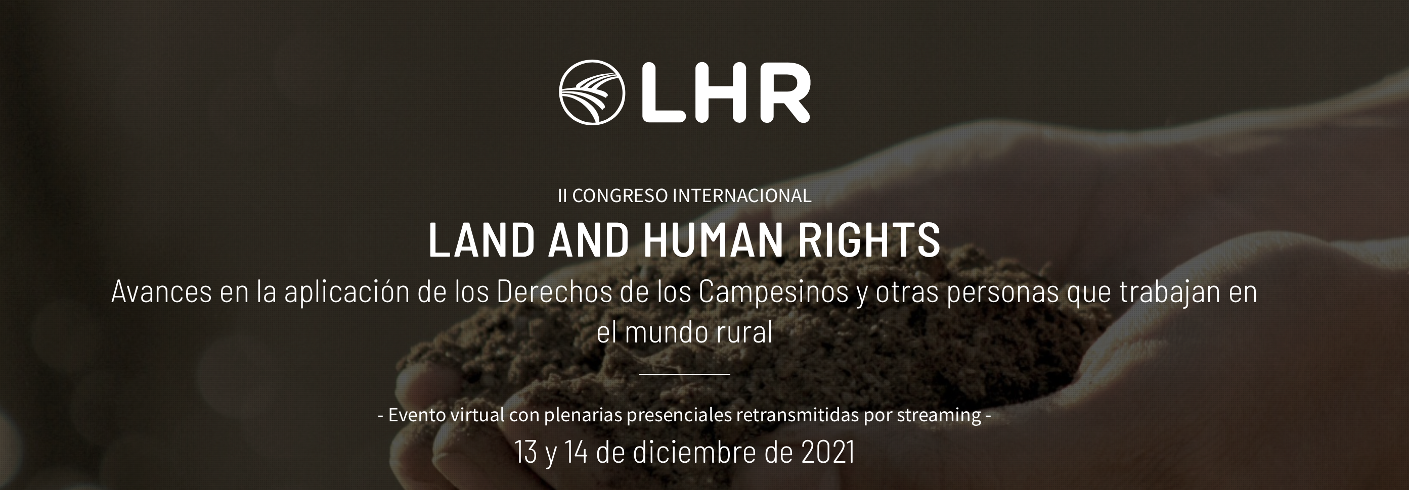 II congress land and human rights